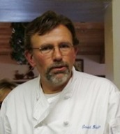 Gérard Bechler, Owner, Executive Chef • Photo FRB